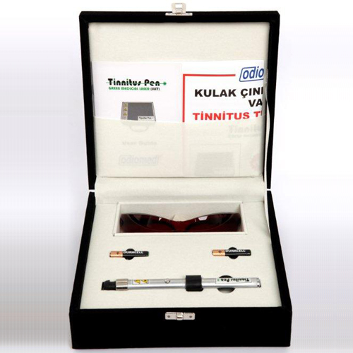 Tinnitus Pen Box 2