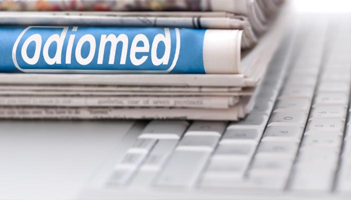 Odiomed في الصحافة